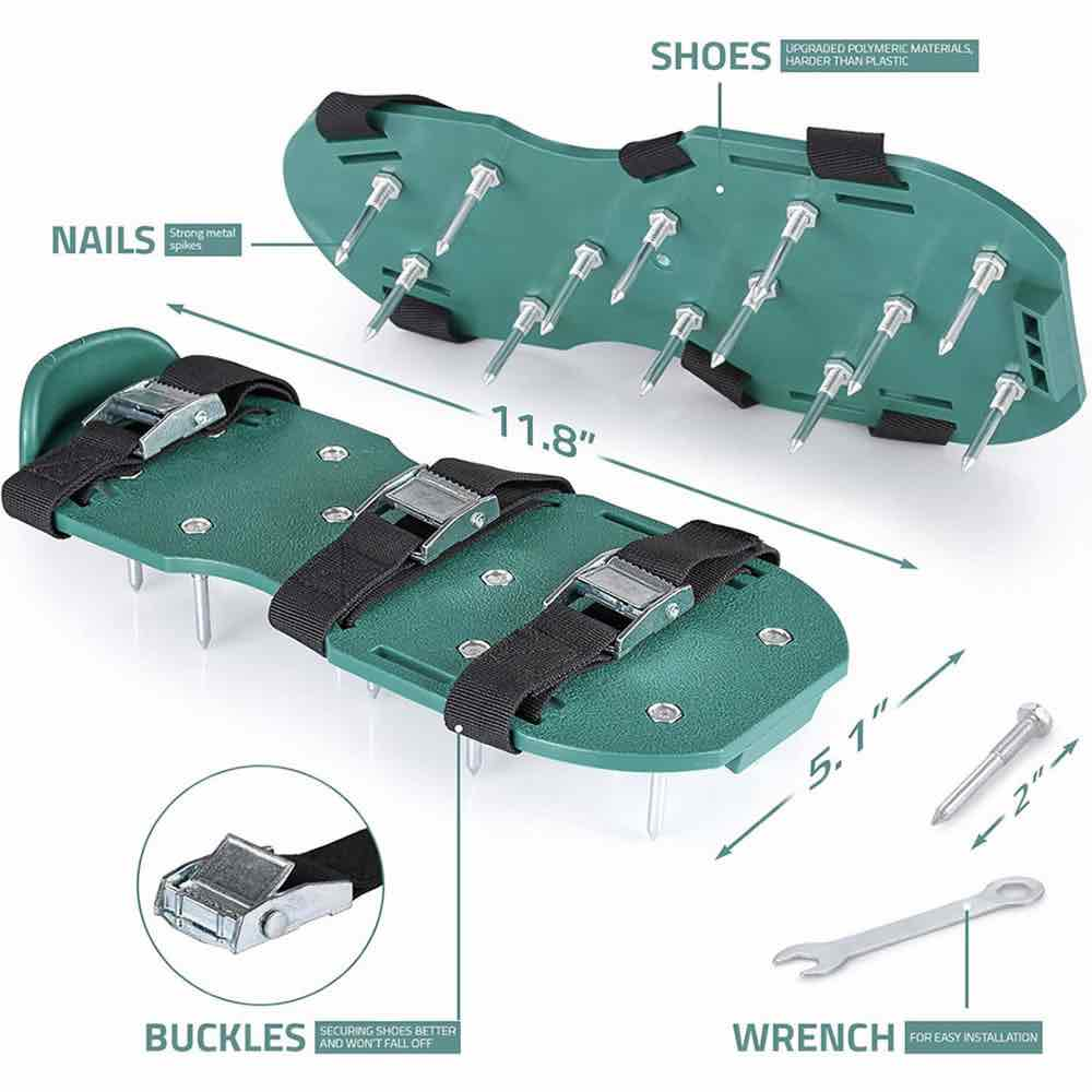 where to buy lawn aeration shoes