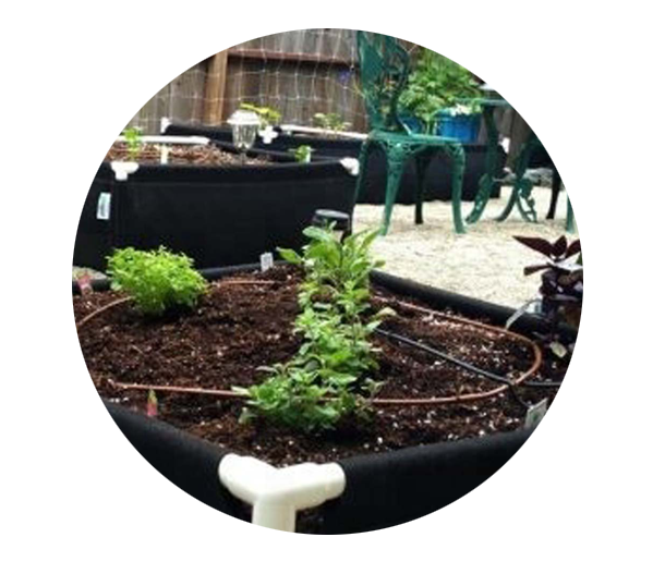 breathable raised garden bed online sale now on