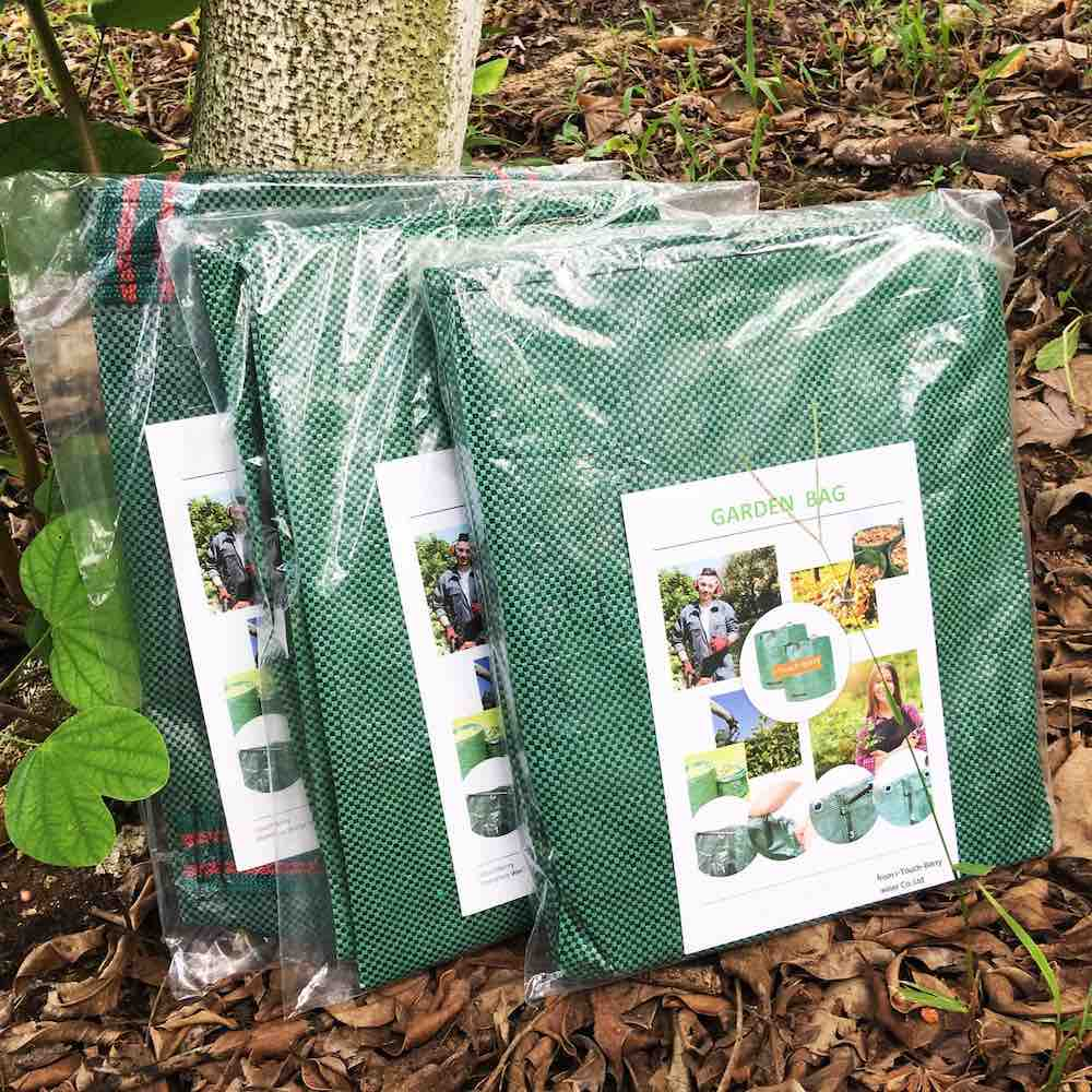 reusable yard leaf bags
